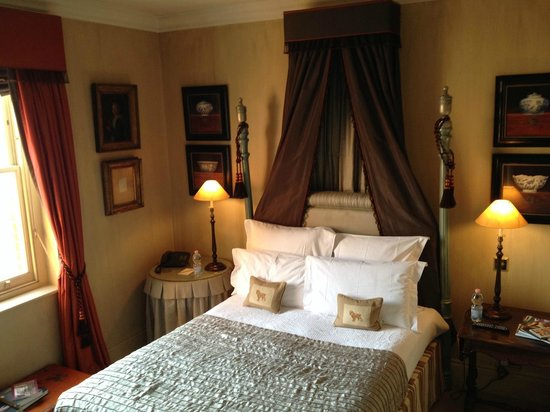 San Domenico House: The bedroom