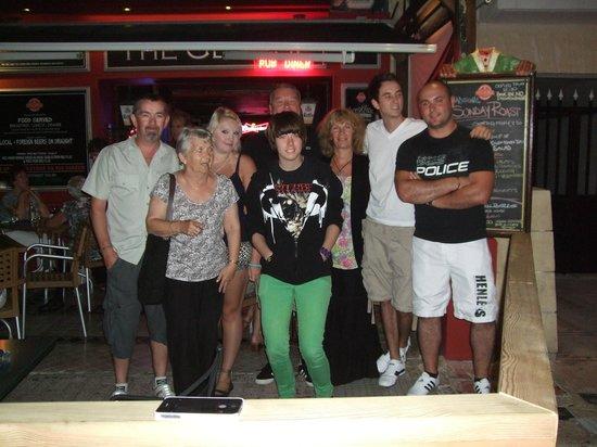 The George Pub: All dive scuba on tour 2013