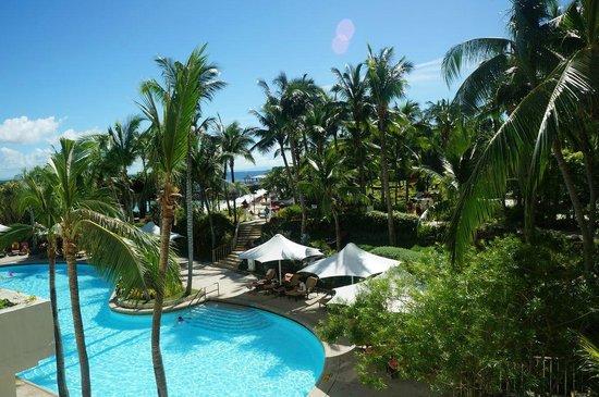 Shangri-La's Mactan Resort & Spa: Жара