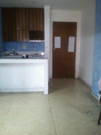 Club Del Sol Acapulco: Cocineta