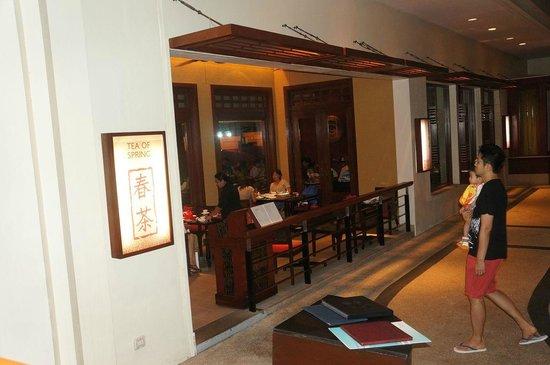 Shangri-La's Mactan Resort & Spa: Китайский ресторан