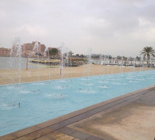 Fairmont Bab Al Bahr : Fairmont