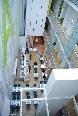 Atrium Fashion Hotel : buffet