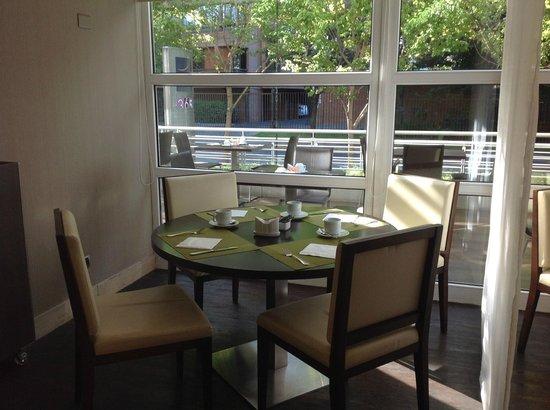 Novotel Santiago Vitacura : restaurante
