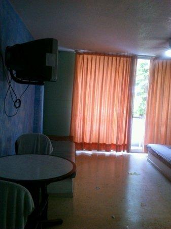 Club Del Sol Acapulco: Habitación
