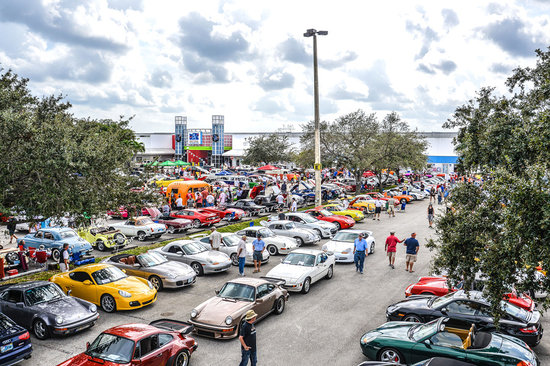 Pompano Beach, Φλόριντα: South Florida's Largest Car Show