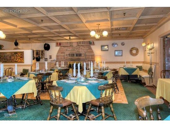 Black Bear Inn: Dinning Room