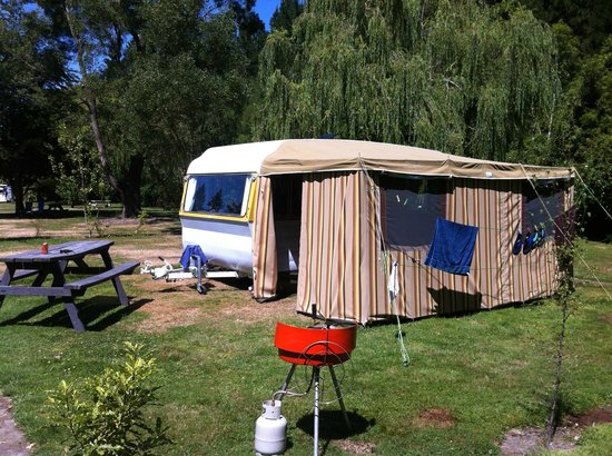 Ashley Gorge Holiday Park : Home away from Home