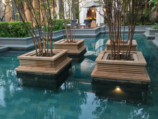 Park Hyatt Siem Reap: 2nd Pool area