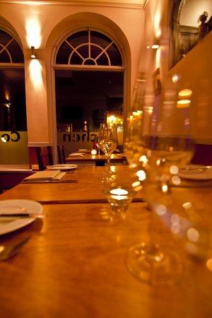 La Botte Restaurant : ambience