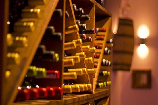 La Botte Restaurant : wine selection