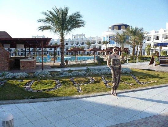 Golden 5 Topaz Suites Hotel: Hotell och övriga anläggningar