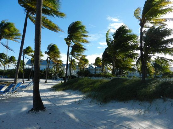 Tranquility Bay Beach House Resort: When the cold front came though