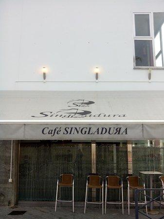 Singladura .Plaza de las Sirenas, El Rompido