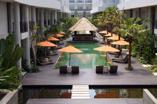 B Hotel Bali Reviews