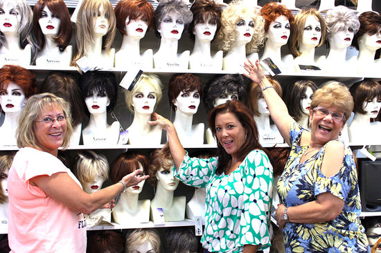 Festival Flea Market : Wigs, Hair Pieces and Hair Extensions