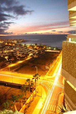Be Live Adults Only Tenerife: puerto de la cruz at night