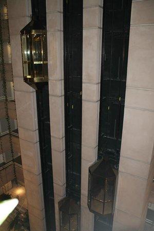 Hotel Granada Center: Desde la habitación