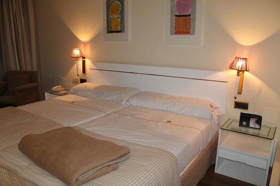 Hotel Granada Center: Twin