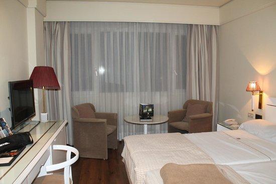 Hotel Granada Center: Mesita