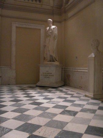 Museo Nazionale del Risorgimento : ingresso
