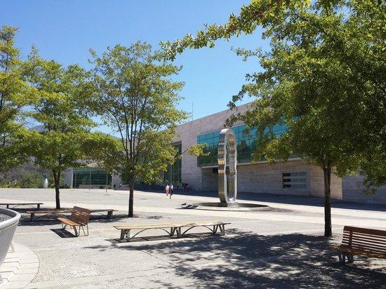 Parque Bicentenario : vista do parque