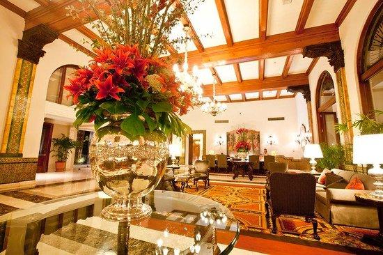 Country Club Lima Hotel: Lobby