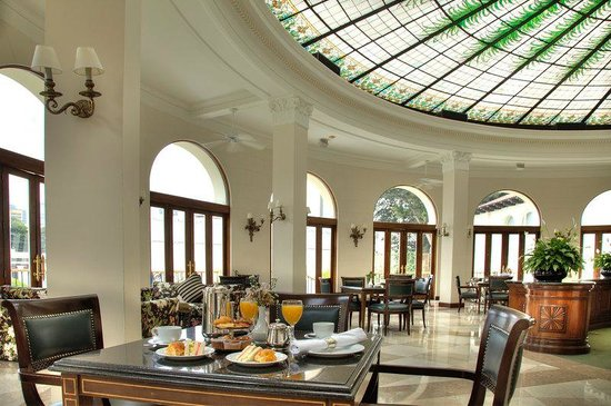 Country Club Lima Hotel: Vitrales