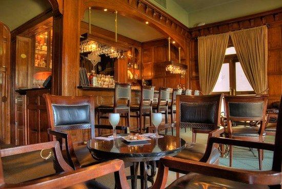 Country Club Lima Hotel: Bar Mesa Para
