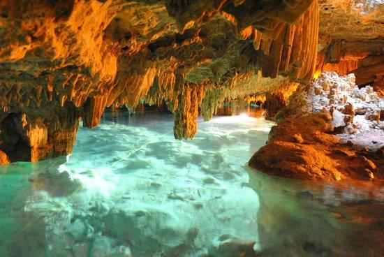 Grand Palladium Kantenah Resort & Spa : cenote