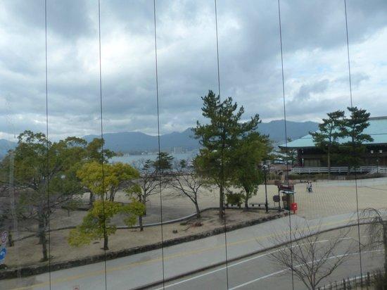 Yamaichi Bekkan : view from room