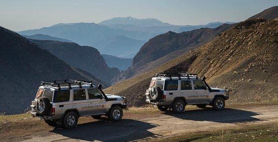 อาร์เมเนีย: Vayots Dzor region