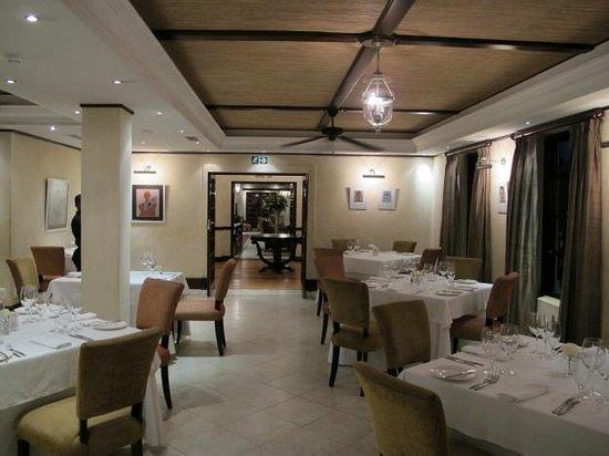 Kievits Kroon: Restaurant gastronomique