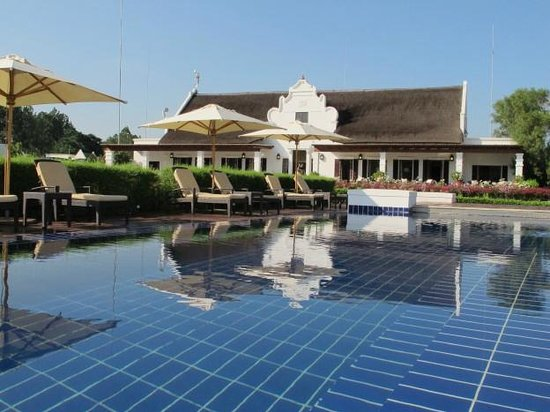 Kievits Kroon: Outdoor pool
