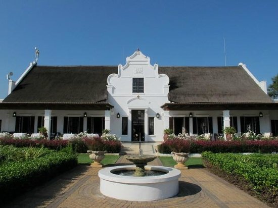 Kievits Kroon: Main house