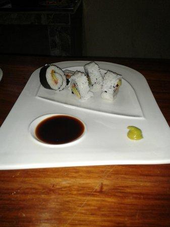 Restaurante Casa El Tortugo: Suchi...!!