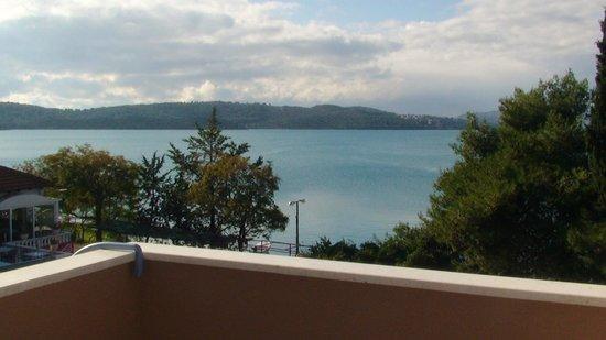 Villa Magdalena: view