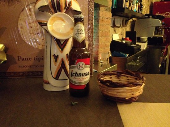 Domu: La birra....