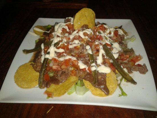 Restaurante Casa El Tortugo: Nachos