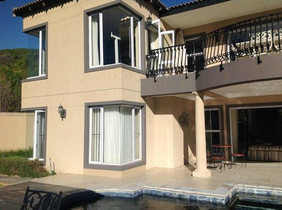 Villa Afrique: rdc chambre 4