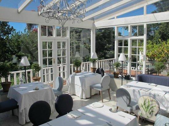 The Cellars-Hohenort: Restaurant gastronomique The Greenhouse