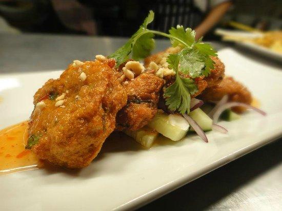 Celadon Thai Restaurant: fish cake