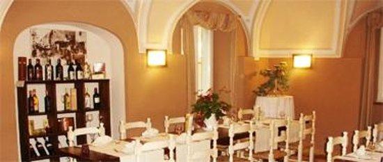 """interno ristorante """"PORTA SANTA MARIA"""""""