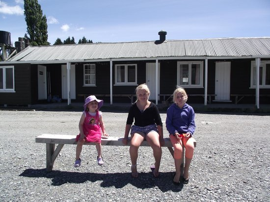 Queenstown Lake Cruise - Southern Discoveries : Sheering quaters