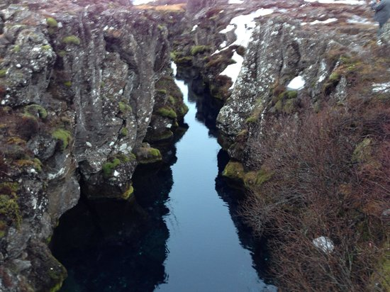 Golden Circle Route: Tectonic Plates