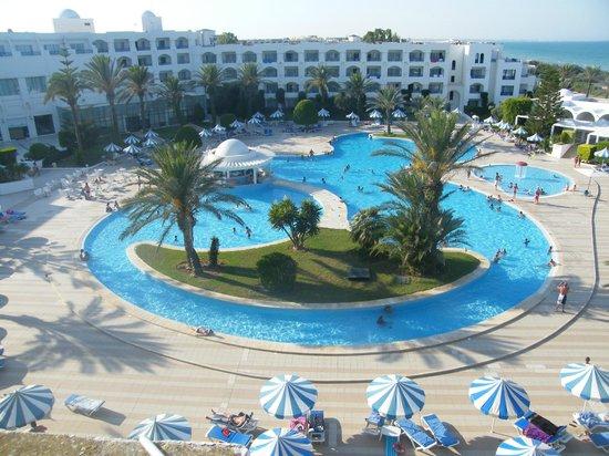 Mahdia Palace Thalasso: The pool