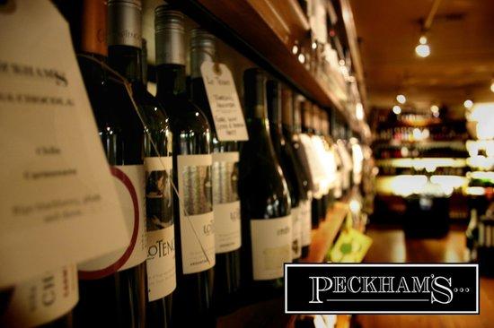Peckham's: Shop