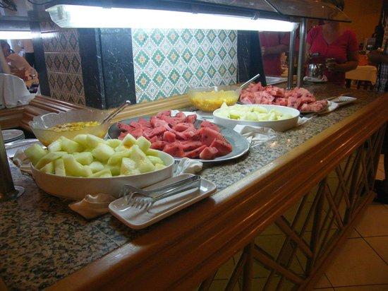 Mahdia Palace Thalasso: Fresh fruits