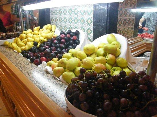 Mahdia Palace Thalasso: Fruits