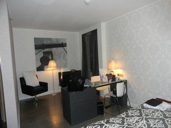 Hotel Palazzo Zichy : wygodny pokój